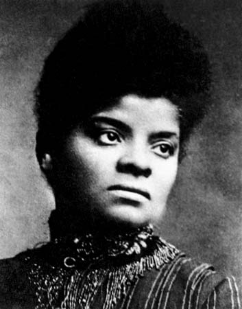 Journalist & Activist, Ida B. Wells (1862-1931)
